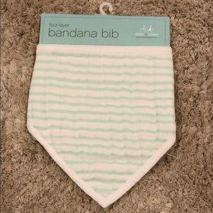 Aden +Anais four-layer bandana bib